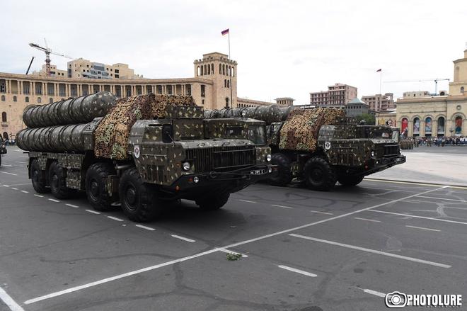 Đánh thắng ngay trận đầu, S-300 xứng danh lá chắn thép: Phòng không Armenia lập công lớn - Ảnh 1.