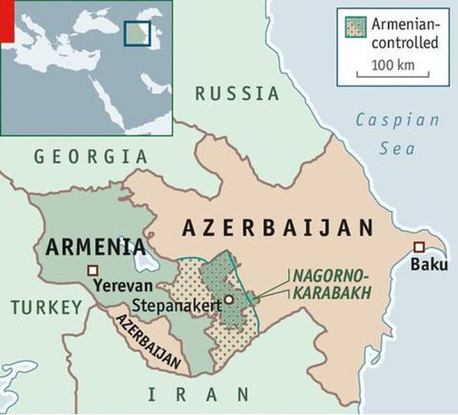 Al-Jazeera: Thực hư tin Iran bí mật tuồn vũ khí cho phía Armenia để đối đầu Azerbaijan! - Ảnh 2.