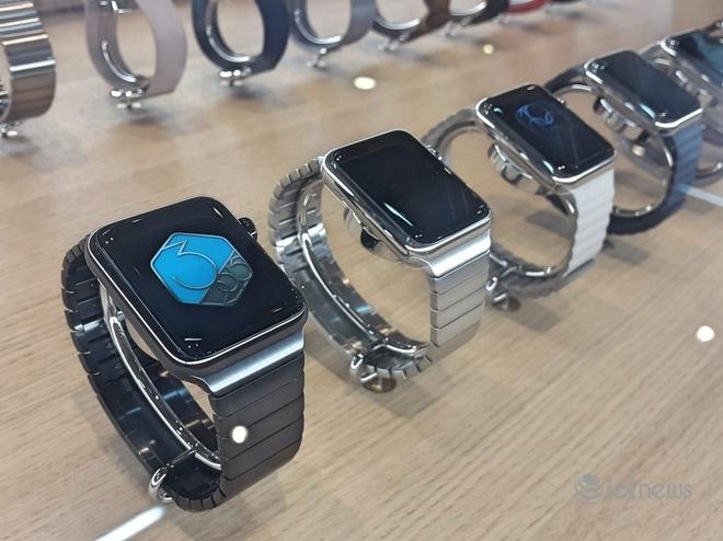 Apple Watch đời cũ giảm giá hàng triệu đồng - Ảnh 1.