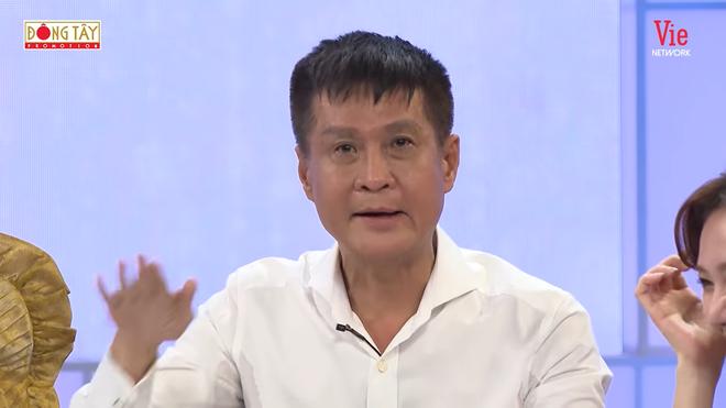 Đạo diễn Lê Hoàng tranh cãi tay đôi, chỉ trích nữ khán giả trên truyền hình - Ảnh 4.