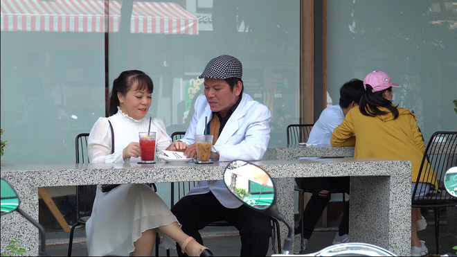Cô Út Phương Mỹ Chi và mối tình lãng mạn khi mắt đã mù - Ảnh 2.