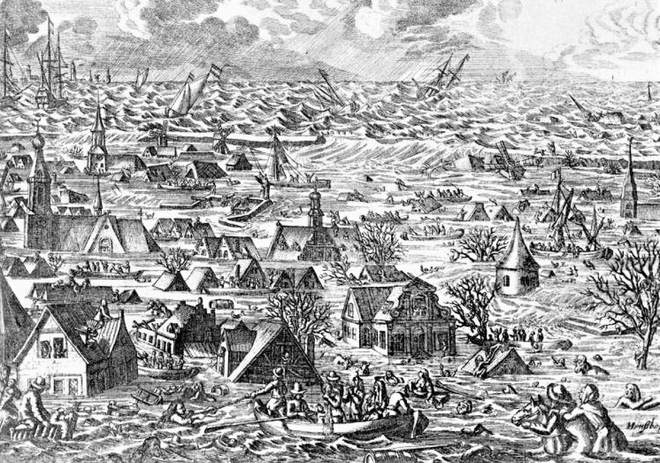 9 trận lũ lụt chết chóc nhất trong lịch sử - Ảnh 1.
