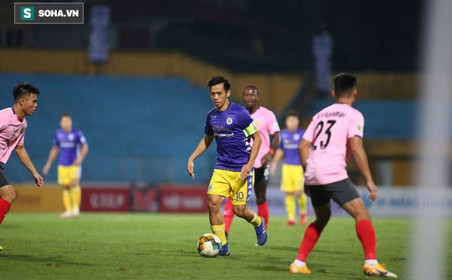 Vòng V.League 16: HAGL thảm bại; Hà Nội FC chật vật vượt qua Hồng Lĩnh Hà Tĩnh
