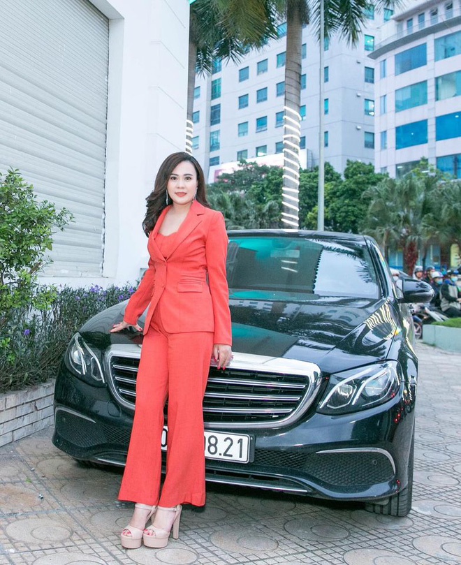 Diễn viên Phan Kim Oanh nói về mối quan hệ với ca sĩ Khánh Phương - Ảnh 1.