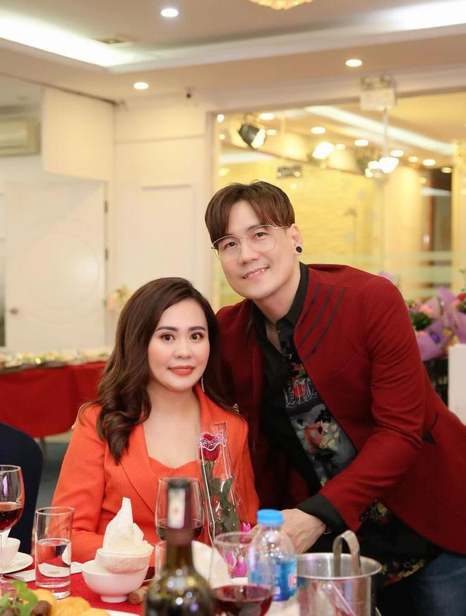 Diễn viên Phan Kim Oanh nói về mối quan hệ với ca sĩ Khánh Phương - Ảnh 5.