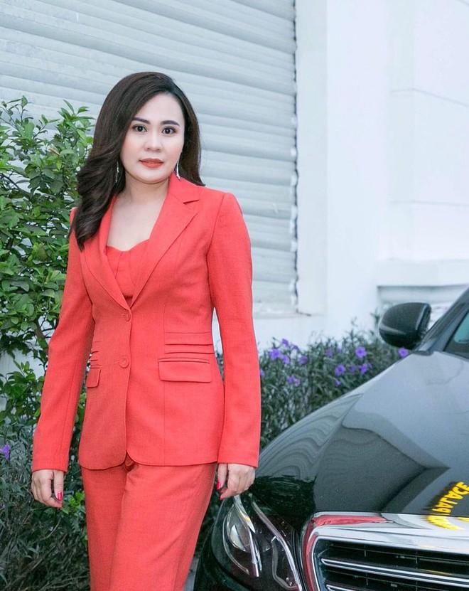 Diễn viên Phan Kim Oanh nói về mối quan hệ với ca sĩ Khánh Phương - Ảnh 3.