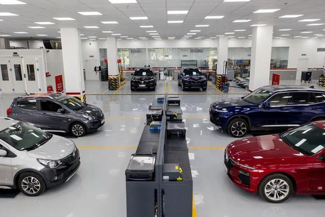 Nhiều mẫu ôtô giảm 100% phí trước bạ - Ảnh 1.