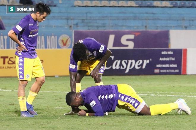 Chuyện lạ ở CLB Hà Nội: Ghi bàn nhiều nhất đội, cựu tiền đạo HAGL vẫn bị CĐV chế giễu - Ảnh 1.