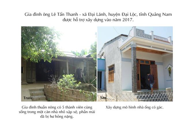 Nữ doanh nhân xây 1.000 căn nhà chống lũ: Thiên tai tàn khốc nhưng không thể tặng không 100% - Ảnh 6.