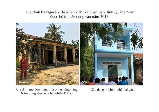 Nữ doanh nhân xây 1.000 căn nhà chống lũ: Thiên tai tàn khốc nhưng không thể tặng không 100% - Ảnh 7.