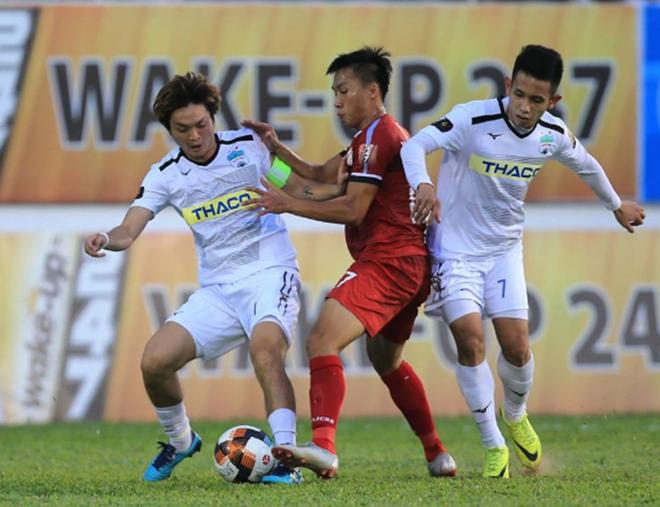 HAGL, CLB TP.HCM và Hà Nội FC bất ngờ bị xỉa xói, ám chỉ tham gia liên minh tại V.League - Ảnh 1.