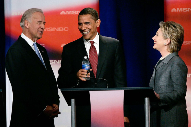 [ẢNH] Cuộc đời thăng trầm của Joe Biden - Ảnh 10.