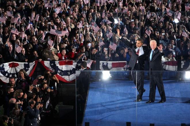 [ẢNH] Cuộc đời thăng trầm của Joe Biden - Ảnh 12.