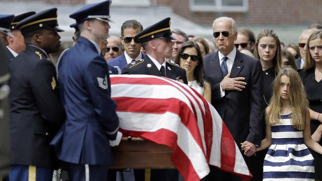 [ẢNH] Cuộc đời thăng trầm của Joe Biden - Ảnh 13.