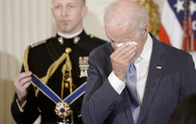 [ẢNH] Cuộc đời thăng trầm của Joe Biden - Ảnh 14.