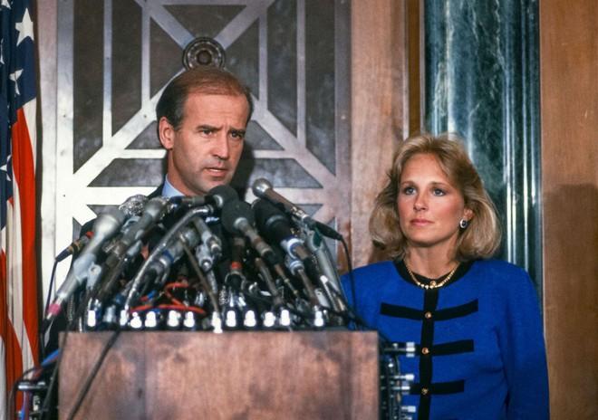 [ẢNH] Cuộc đời thăng trầm của Joe Biden - Ảnh 5.