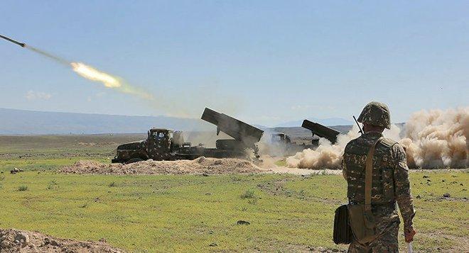 Armenia tuyên bố đối phương mất 10.000 lính, phải vét sạch binh lực để tung vào mặt trận - Ảnh 2.