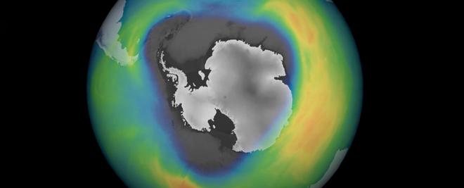 Nam Cực xuất hiện lỗ thủng ôzôn lớn nhất 2020: Điều giới khoa học lo lắng nhất là gì? - Ảnh 1.