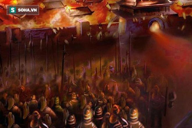 Sẵn sàng giết cả anh và em trai để cướp ngôi, vì lý do gì mà vua Đường Lý Thế Dân để yên cho vua cha Lý Uyên? - Ảnh 2.