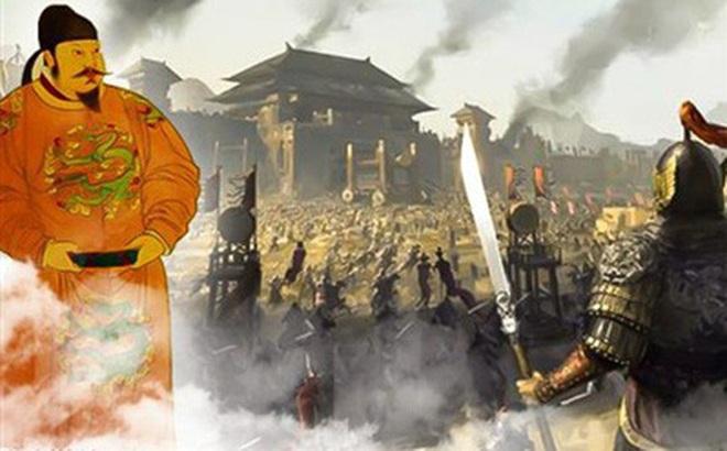 Sẵn sàng giết cả anh và em trai để cướp ngôi, vì lý do gì mà vua Đường Lý Thế Dân để yên cho vua cha Lý Uyên?