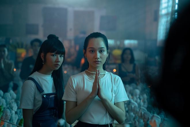 Thiên thần hộ mệnh của đạo diễn Victor Vũ tung teaser lạnh người - Ảnh 2.