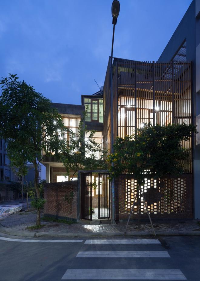 Hải Dương: Ngôi nhà đơn giản nhưng gây ấn tượng cực mạnh  - Ảnh 1.