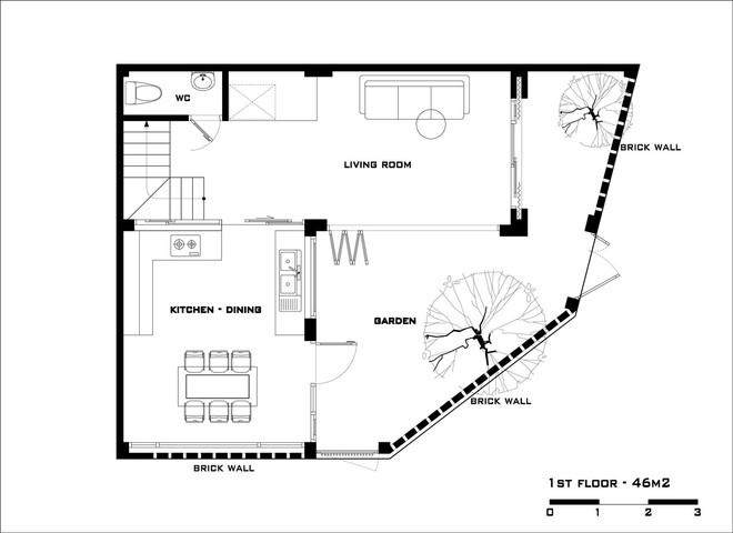 Hải Dương: Ngôi nhà đơn giản nhưng gây ấn tượng cực mạnh  - Ảnh 18.