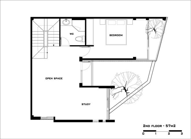 Hải Dương: Ngôi nhà đơn giản nhưng gây ấn tượng cực mạnh  - Ảnh 19.