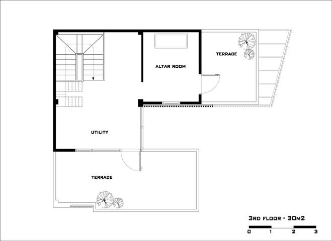 Hải Dương: Ngôi nhà đơn giản nhưng gây ấn tượng cực mạnh  - Ảnh 20.