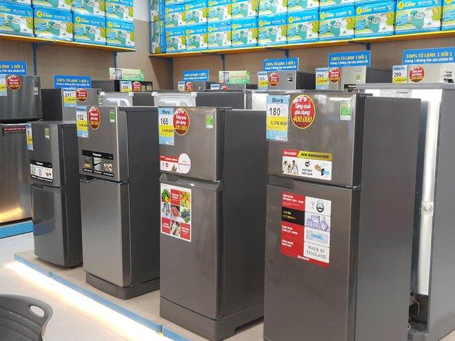 Thuộc top bán chạy nhất, tủ lạnh bình dân đời 2020, có ngăn cấp mềm giảm giá vài triệu đồng - Ảnh 1.