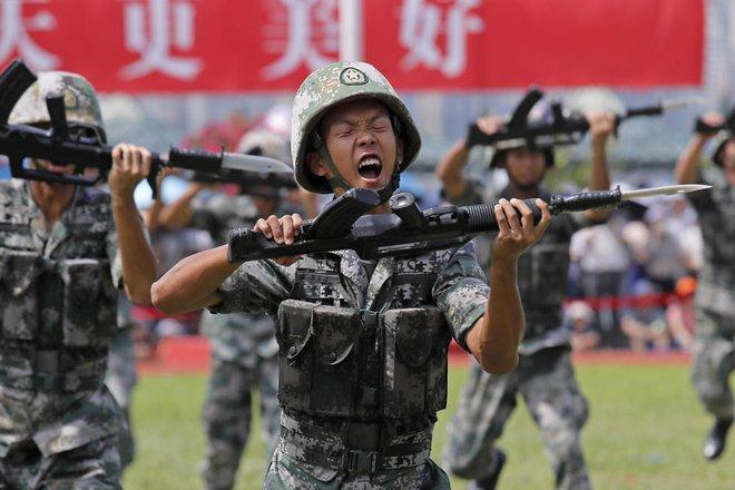 """Vì sao Trung Quốc """"khẩn cấp"""" sửa đổi luật quốc phòng? - ảnh 1"""