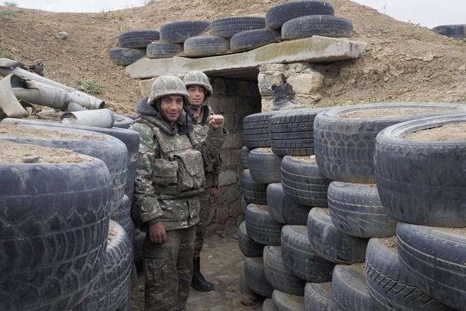 UAV Azerbaijan gieo rắc kinh hoàng ở Karabakh, nhưng vì sao xung đột vẫn chưa kết thúc? - Ảnh 1.