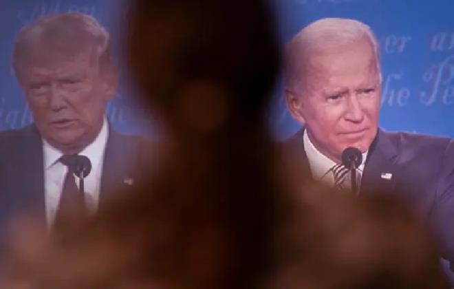 Buổi tranh luận Tổng thống Mỹ cuối cùng quá bình thường? - Ảnh 2.