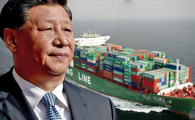 """Bon chen trên biển, Trung Quốc bị bộ 3 quyền lực """"siết chặt"""": Thế lực đáng gờm từ Địa Trung Hải"""