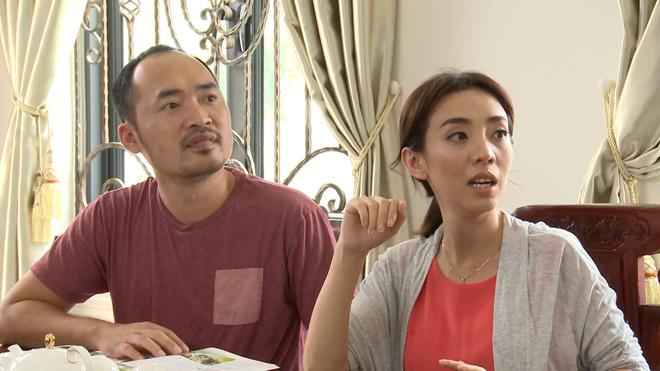 Thu Trang: Tôi rất ngại khi phải đóng cảnh nóng, tốc váy với Thái Hòa - Ảnh 3.