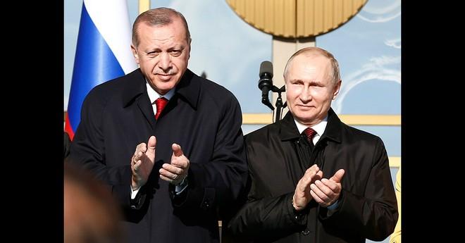 Tên lửa S-400 Nga vít cổ Patriot Mỹ ở Thổ Nhĩ Kỳ: Chỉ có Moscow mới làm được điều đó! - Ảnh 2.