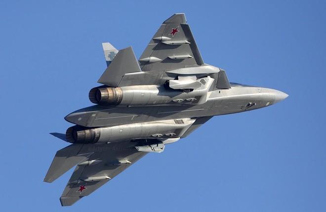 Nga-Ấn quyết chơi lớn với tiêm kích Su-57: Bất ngờ xuất hiện kẻ ngáng đường khó chịu - Ảnh 4.