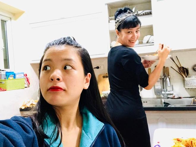 Hồng Khanh cực khác khi làm 'con gái của mẹ Chiều Xuân' và ảnh trên Instagram, bạn đã xem chưa? - ảnh 7