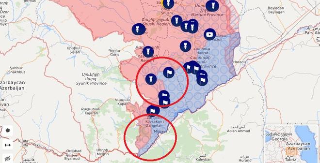 Iran ra đòn phản công với Mỹ -  Các mũi thọc sâu cực mạnh của Azerbaijan khiến Armenia choáng váng - Ảnh 1.