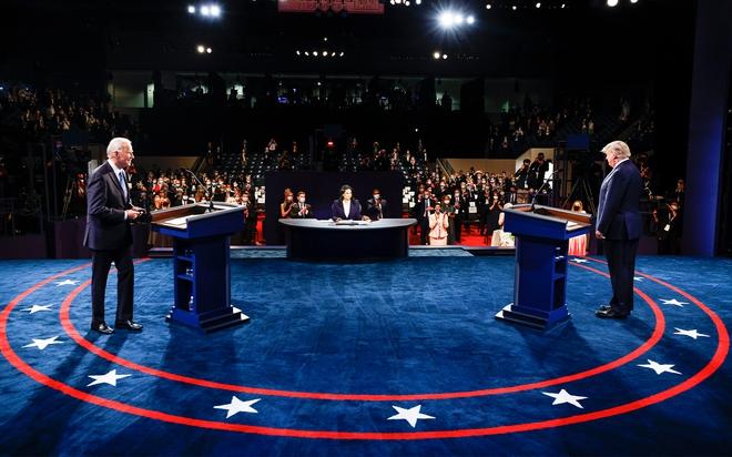 Vòng chung kết Tranh luận Tổng thống: Sau 1 tiếng rưỡi không uổng phí, người Mỹ đã có sự lựa chọn - Ảnh 3.