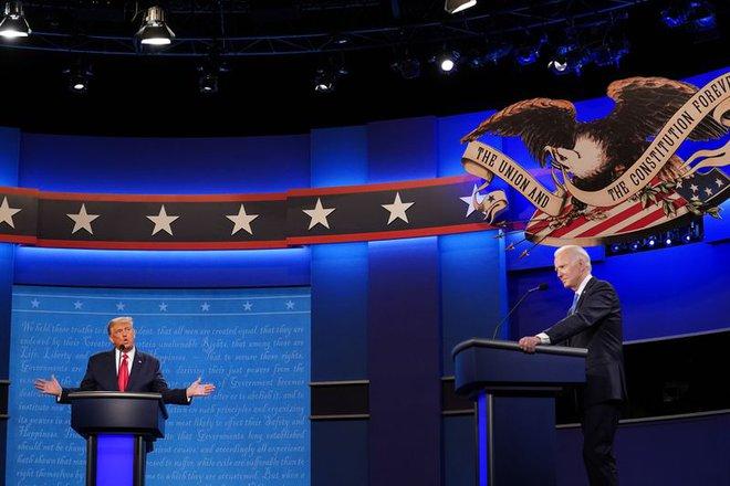 Vòng chung kết Tranh luận Tổng thống: Sau 1 tiếng rưỡi không uổng phí, người Mỹ đã có sự lựa chọn - Ảnh 4.