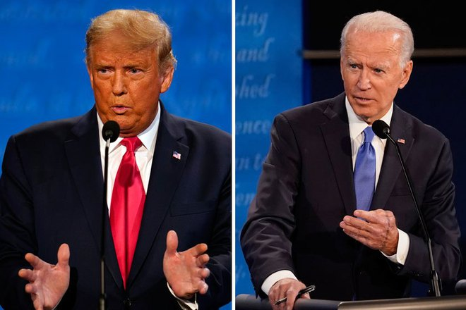 Vòng chung kết Tranh luận Tổng thống: Sau 1 tiếng rưỡi không uổng phí, người Mỹ đã có sự lựa chọn - Ảnh 5.