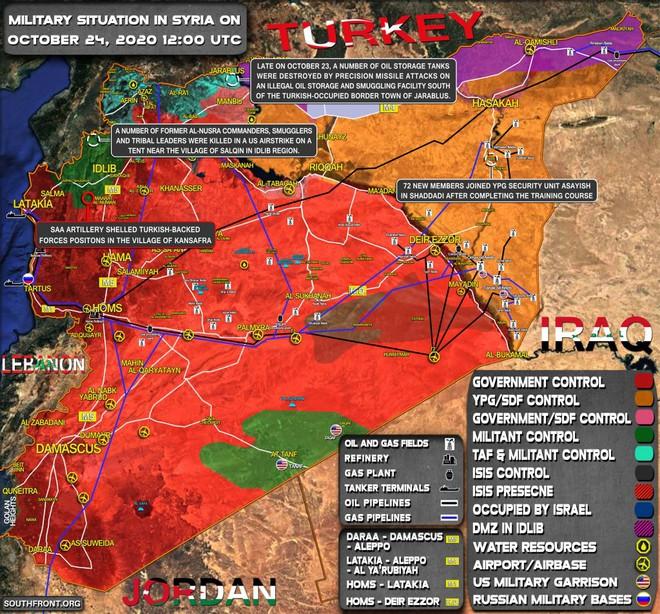 Armenia tung tiêm kích Su-30SM, chiến sự ác liệt với Azerbaijan có bước ngoặt lớn - Iran bắt đầu phản công Mỹ - Ảnh 2.