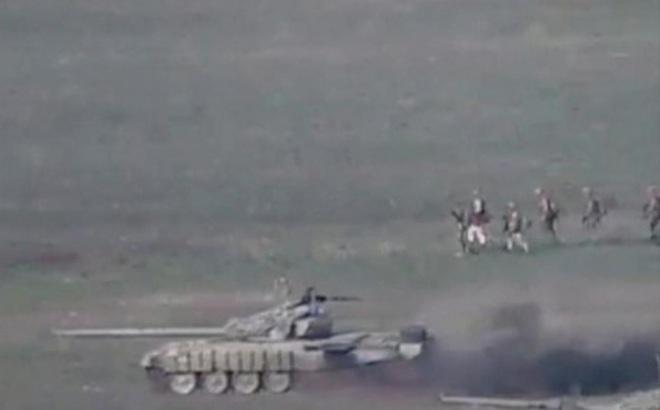 """Mỹ chính thức """"nhập cuộc"""" nhằm chấm dứt xung đột Nagorno-Karabakh"""