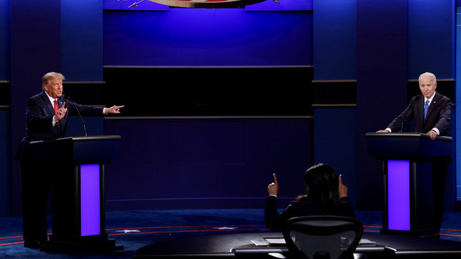 Bất kể kết quả nào của cuộc bầu cử Mỹ đều không có lợi cho Nga? - Ảnh 1.