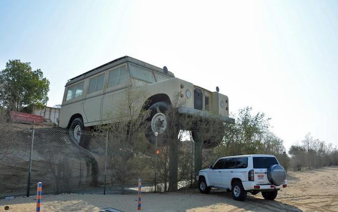 Bộ sưu tập ôtô độc nhất vô nhị của đại gia Ả-Rập - Ảnh 1.