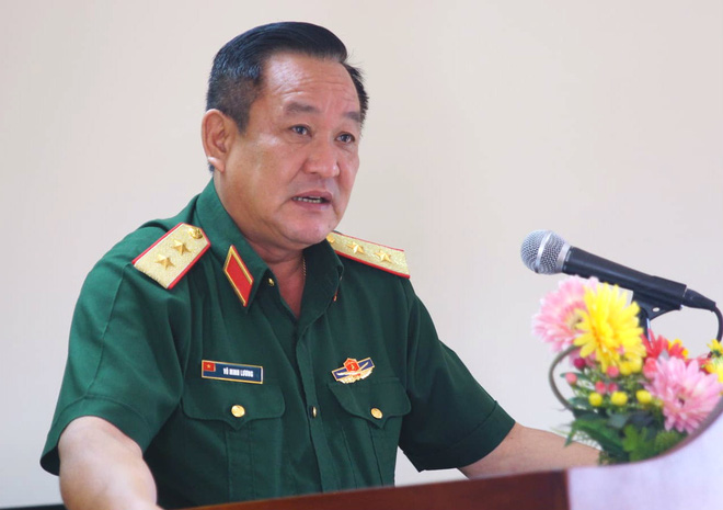 Thủ tướng bổ nhiệm Thượng tướng Lê Huy Vịnh, Trung tướng Võ Minh Lương làm Thứ trưởng Bộ Quốc phòng - Ảnh 1.