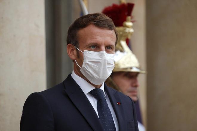 Pháp nổi giận sau bình luận không thể chấp nhận của tổng thống Thổ Nhĩ Kỳ - Ảnh 2.
