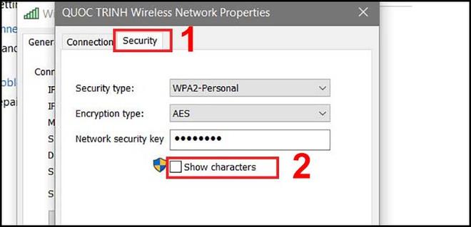 Cách xem mật khẩu WiFi đã lưu trên điện thoại, máy tính - Ảnh 12.