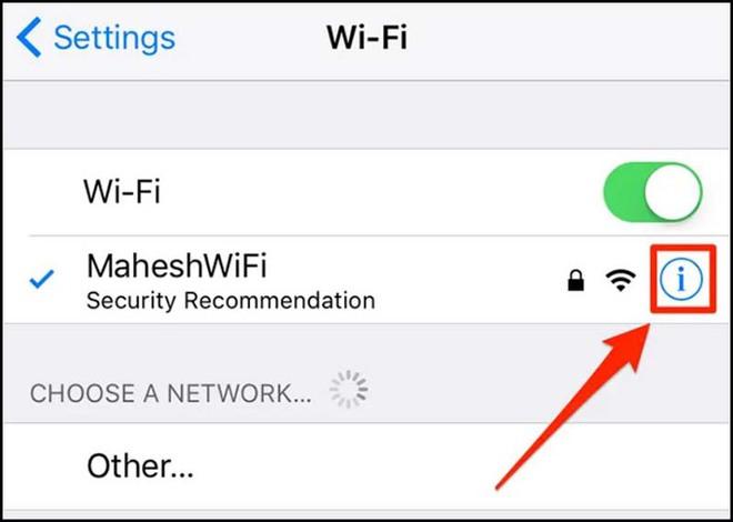Cách xem mật khẩu WiFi đã lưu trên điện thoại, máy tính - Ảnh 4.